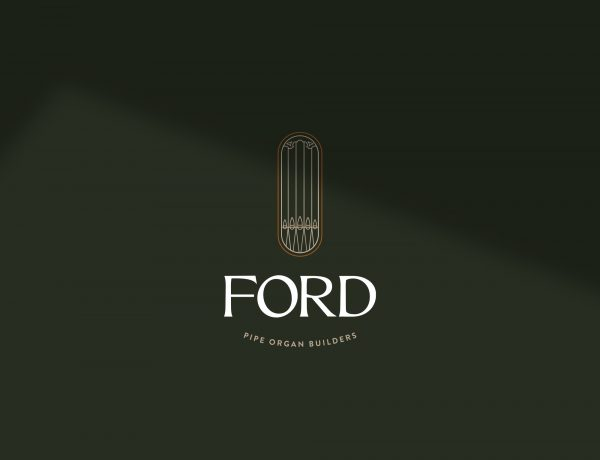 Ford Pipe Organ Builders Brand Identity Project by Leysa Flores Design | www.leysafloresdesign.com.au